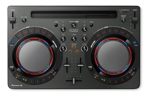 controlador equipo compacto dj pioneer ddj-wego4-k