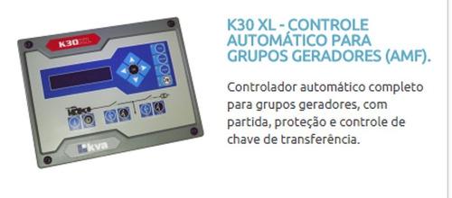 controlador gerador kva k30 v1.06