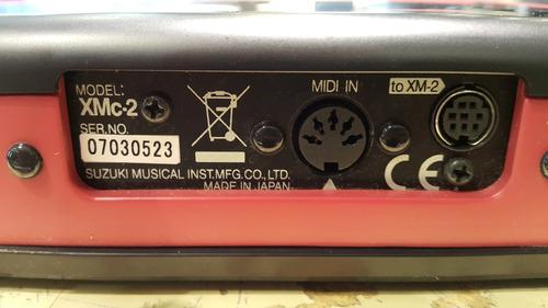 controlador hammond drawbars solo para xmc-2
