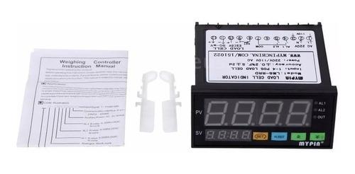 controlador indicador de pesagem digital célula de carga