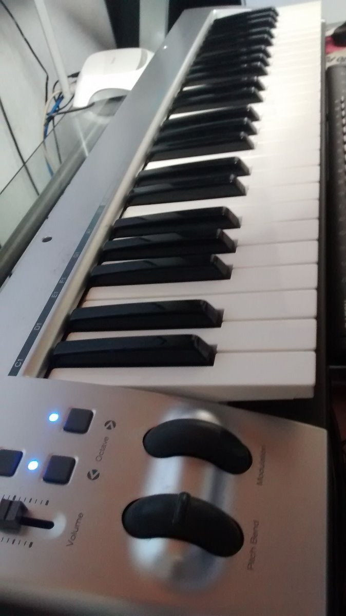 m audio keyrig 49 driver mac os x