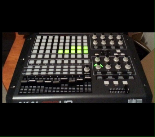 controlador midi apc40