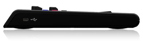 controlador midi portable con pads axiom air mini32