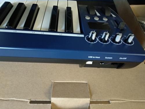 controlador midi presonus ps49 nuevo en caja