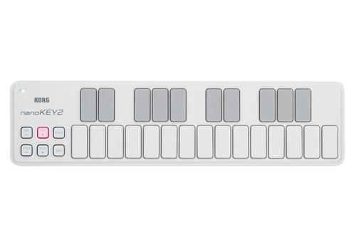 controlador midi-usb nanokey2 marca korg