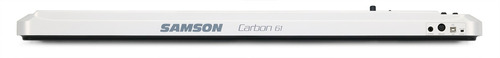 controlador midi usb samson carbon61