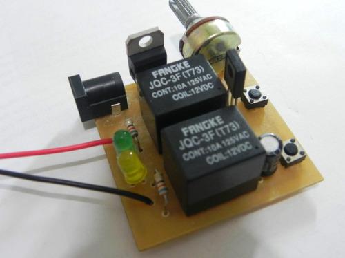 controlador motor, inverte sentido e controla velocidade