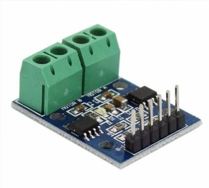 controlador motor  l9110s arduino