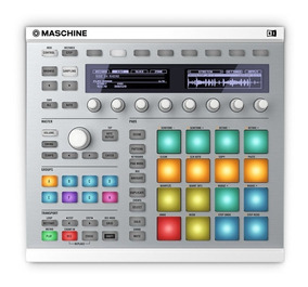 Controlador Native Instruments Maschine Mk2 White
