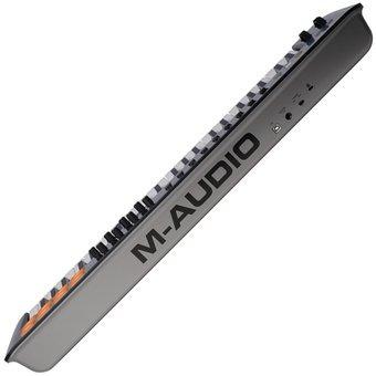 controlador piano usb m audio oxygen49iv 49t