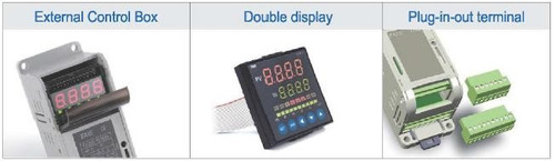 controlador pid digital temperatura / procesos riel din