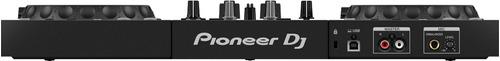 controlador pioneer ddj 400 rekordbox dj usb midi pc mac 2ch