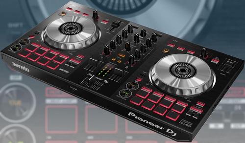 controlador pioneer ddj-sb3 garantia oficial soundgroup
