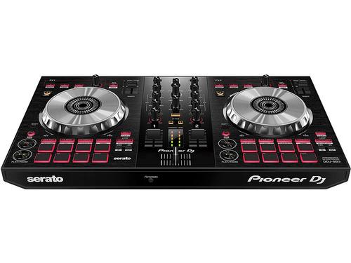 controlador pioneer dj ddj-sb3 mixer usb serato 2019