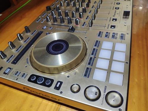 controlador pioneer dj ddj sx gold usb pc mac mezcladora