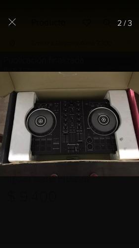 controlador pioneer rb usado, con licencia rekordbox