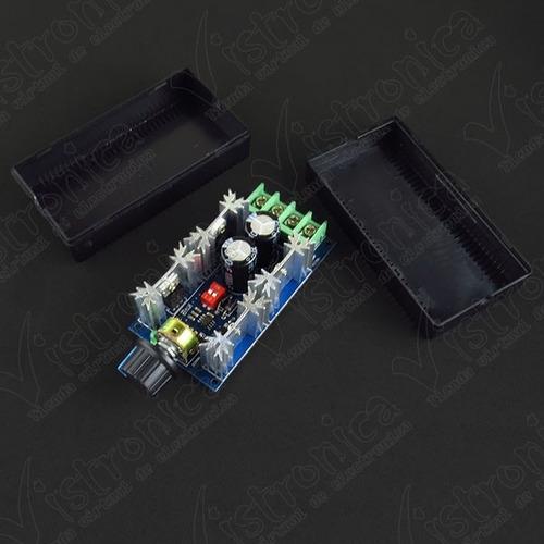 controlador pwm 10v-50v 30a con frecuencia ajustable