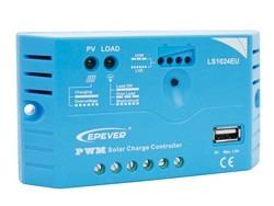 controlador regulador solar epever ls2024eu 20a usb