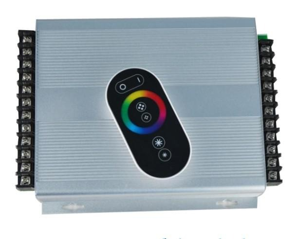 controlador rgb rf para cintas de led high power 120a 1440w