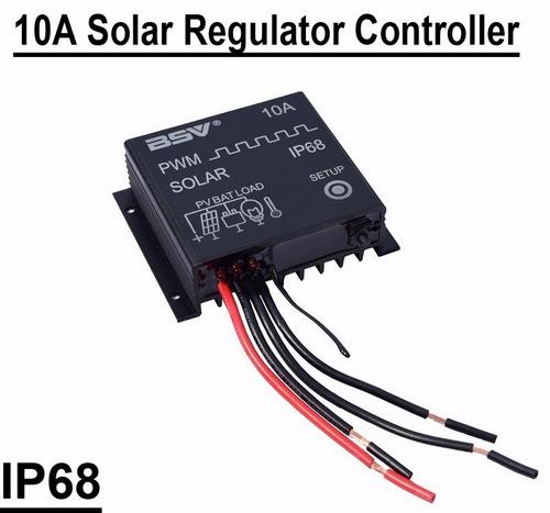 controlador solar 10amp