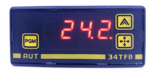 controlador temperatura refrigeração aquecimento 34tfb aut