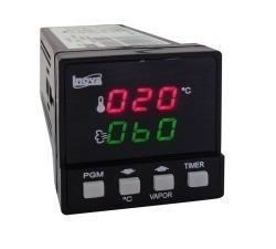 controlador tempo e temperatura para fornos inv5822