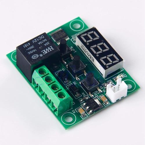 controlador termostato temperatura sensor inteligente dc 12v