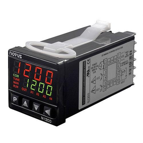 controlador universal de processos n1200 usb - pid auto-adaptativo
