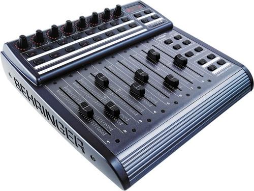 controlador usb/midi behringer bcf2000 confirmar existencia!
