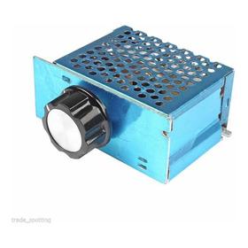 Controlador Velocidade Motor / Voltagem 110v/220v 4000w