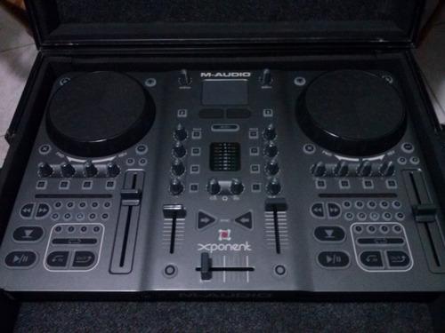 controlador xponent m-audio torq