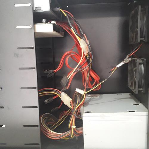 controladora de cd/dvd  lsk 699 + gabinete + leitor cd/dvd