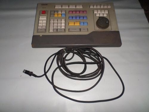 controladora de edicao sony bve-900