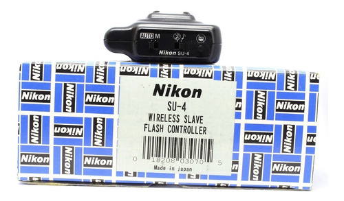 controladora de flash nikon su-4