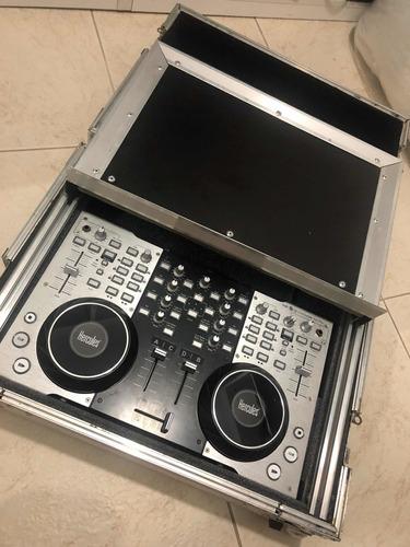 controladora hercules 4mx c/ case