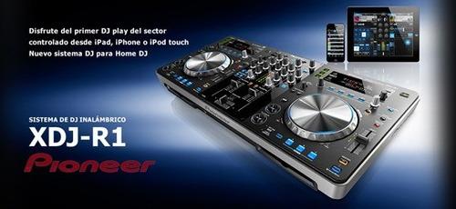 controladora pioneer xdj-r1 xdj r1 nova na cx lançamento