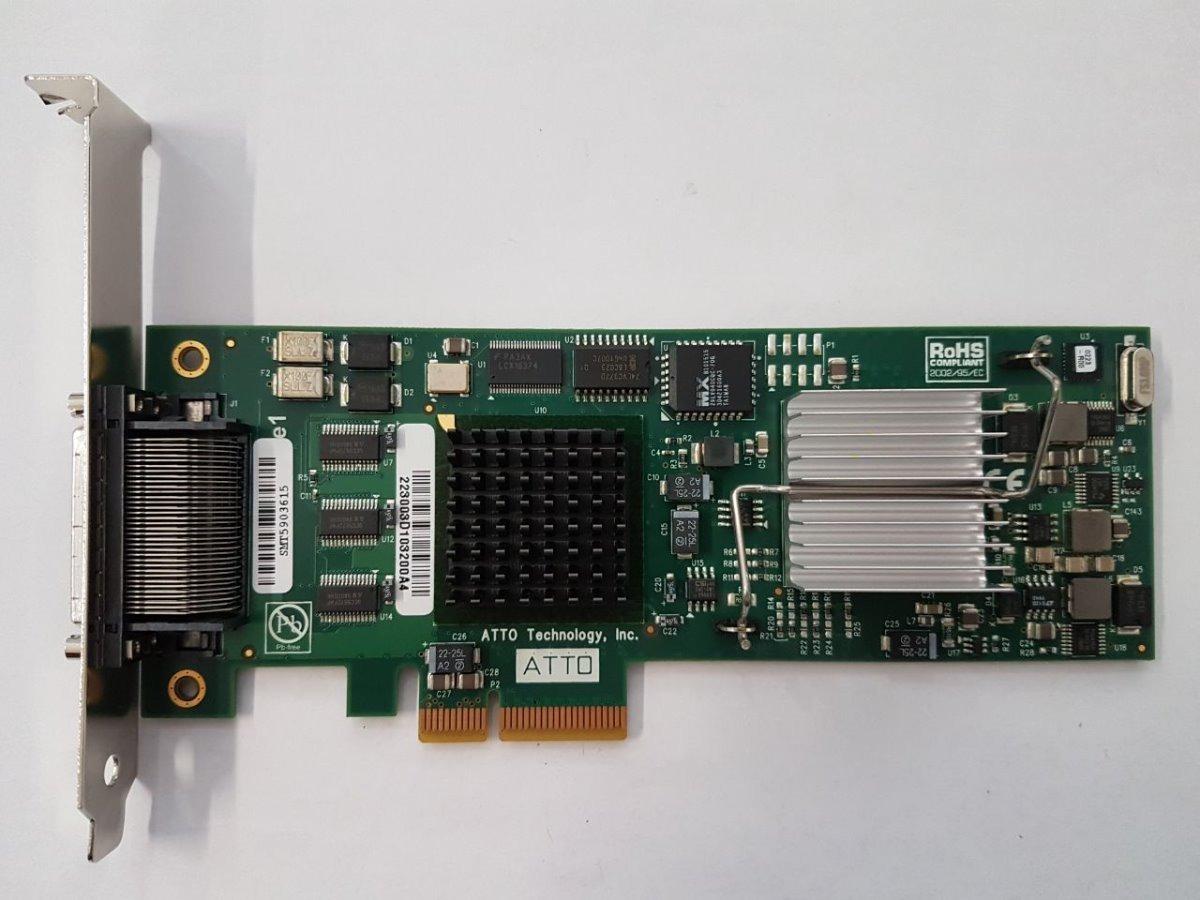 ATTO SCSI WINDOWS 7 DRIVERS DOWNLOAD