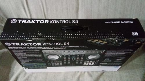 controladora tacktor s4 mk2 novinha