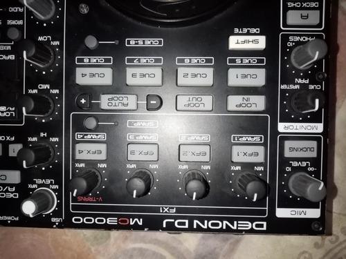 controladores denon mc 3000 funcionando al ¿ 5.400