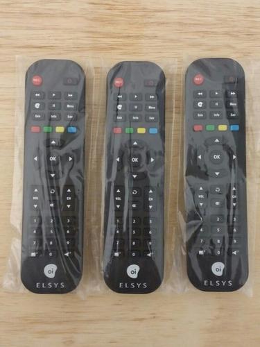 controle 100% original oi tv hd livre etrs35 37 bedin ns1030