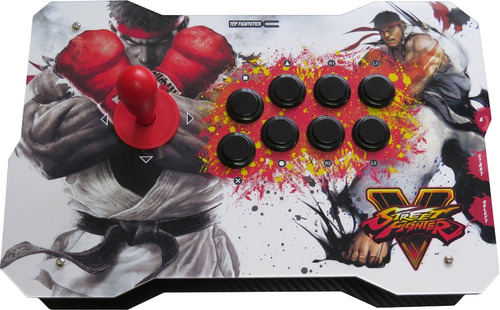 controle arcade ps4 ps3 pc raspberry