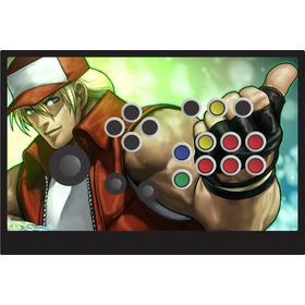 Controle Arcade Sem Fio Xbox One & Pc Com Analógico