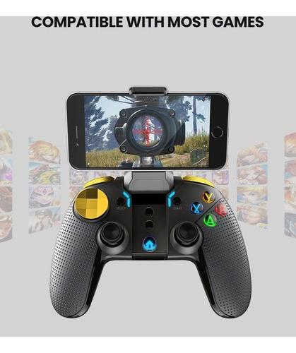 controle celular joystick bluetooth ipega pg 9118 com vibra