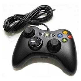 Controle Com Fio Xbox 360 E Pc Slim Joystick-pronta Entrega.
