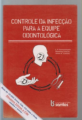 controle da infecção para equipe odontológica