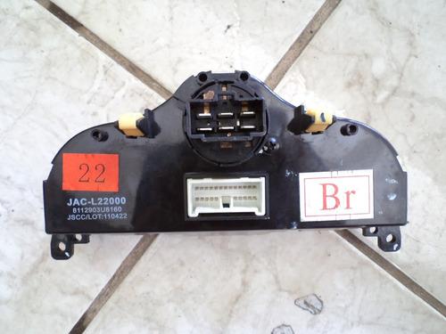 controle de ar condicionado do jac motors