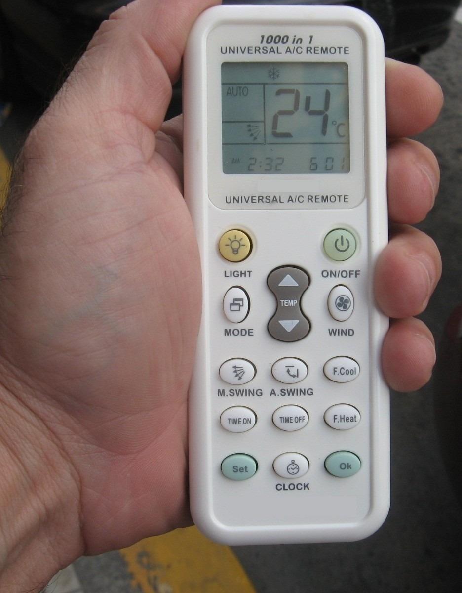 Controle De Ar Condicionado Universal Brastemp Fuzzy Logic