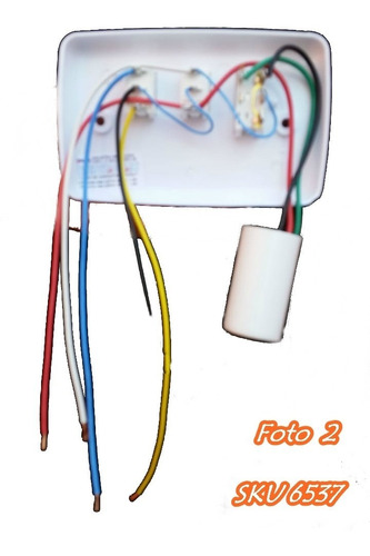 controle de velocidade  ventilador de teto 220v