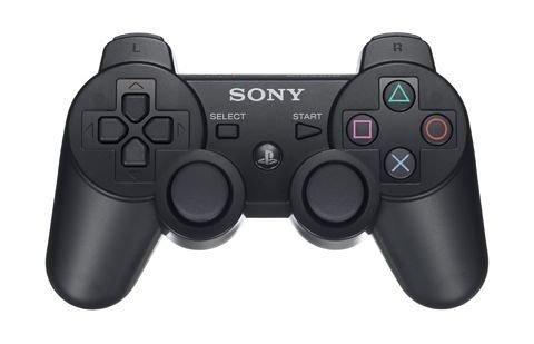 controle dualshock 3 preto - sem - fio -ps3  - 1º linha
