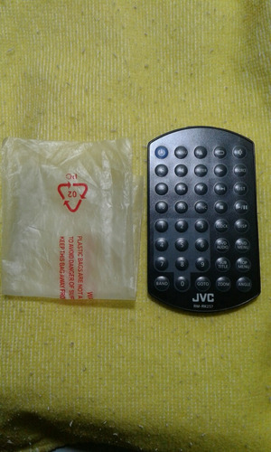 controle dvd jvc av300 - av500